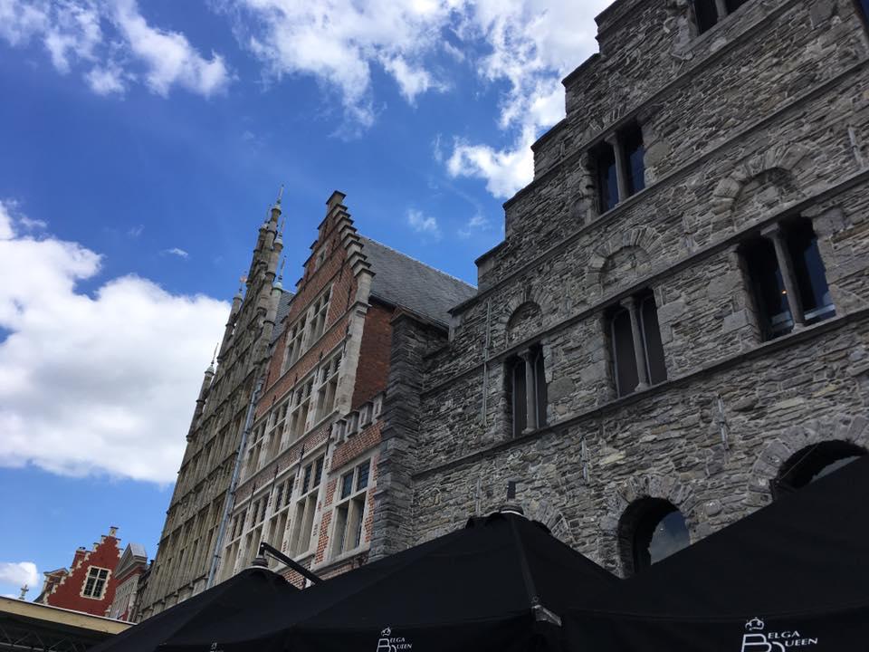 C'est magnifique en Belgique! – What Katie Did Next
