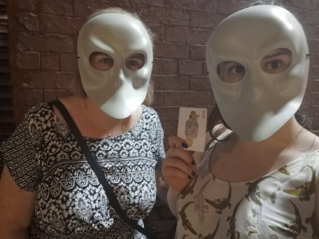 Sleep No More @ McKittrick Hotel