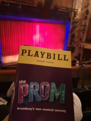 The Prom @ Longacre Theatre
