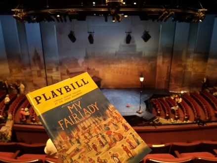 My Fair Lady @ Lincoln Centre Theatre