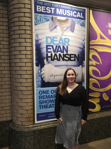 Dear Evan Hansen @ Music Box Theater
