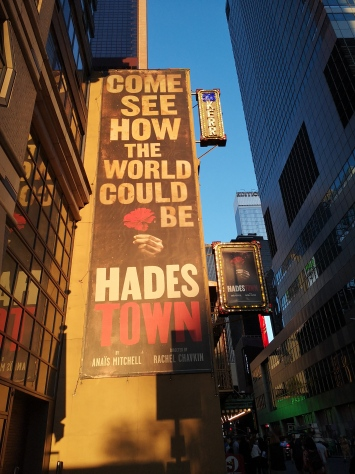 Hadestown @ Walter Kerr Theater