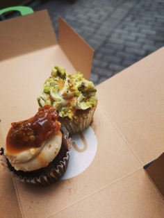 Mini Cornflake and Baklava Cupcakes - Crumbs & Doilies - Kingly Court
