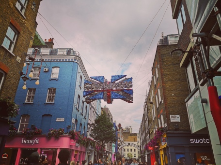Carnaby is a cool area