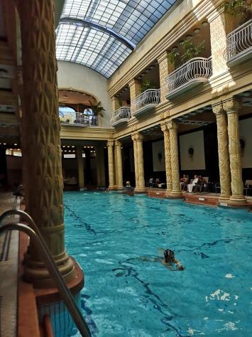 Gellert Spa Thermal Baths